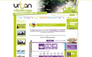 Accueil Urban Challenge En 20 lignes